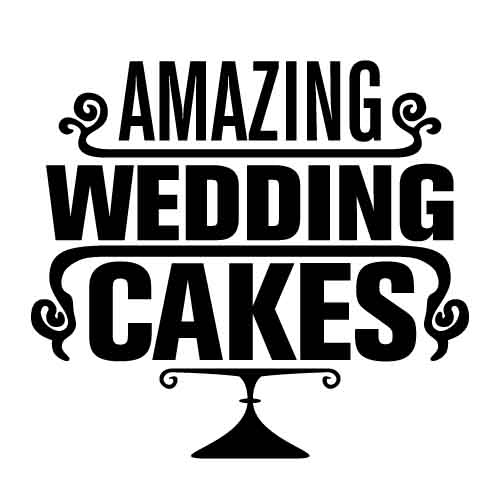 Amazing Wedding Cakes logo