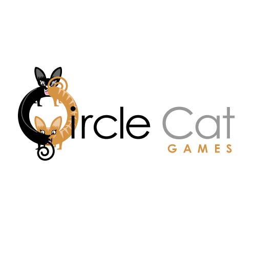 Circle Cat Games logo