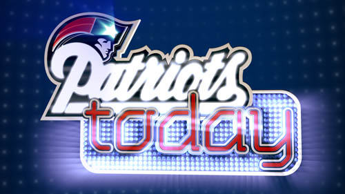 Patriots Today opening title