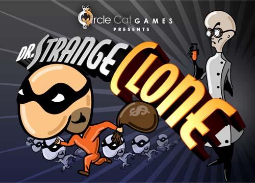 Dr. Strangleclone game